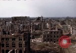 Image of War-torn city of Cologne Cologne Germany, 1945, second 50 stock footage video 65675040700