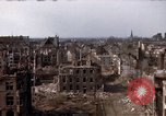 Image of War-torn city of Cologne Cologne Germany, 1945, second 54 stock footage video 65675040700