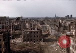 Image of War-torn city of Cologne Cologne Germany, 1945, second 55 stock footage video 65675040700