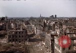 Image of War-torn city of Cologne Cologne Germany, 1945, second 58 stock footage video 65675040700