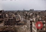 Image of War-torn city of Cologne Cologne Germany, 1945, second 60 stock footage video 65675040700
