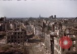 Image of War-torn city of Cologne Cologne Germany, 1945, second 61 stock footage video 65675040700