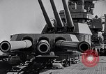 Image of US Navy battle fleet engaged in exercises on the high seas Pacific Ocean, 1925, second 32 stock footage video 65675040705