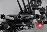 Image of US Navy battle fleet engaged in exercises on the high seas Pacific Ocean, 1925, second 33 stock footage video 65675040705