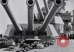 Image of US Navy battle fleet engaged in exercises on the high seas Pacific Ocean, 1925, second 37 stock footage video 65675040705