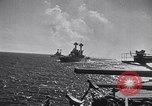 Image of US Navy battle fleet engaged in exercises on the high seas Pacific Ocean, 1925, second 41 stock footage video 65675040705