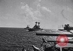 Image of US Navy battle fleet engaged in exercises on the high seas Pacific Ocean, 1925, second 45 stock footage video 65675040705