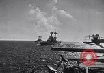 Image of US Navy battle fleet engaged in exercises on the high seas Pacific Ocean, 1925, second 46 stock footage video 65675040705