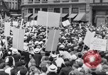 Image of Red Hordes New York United States USA, 1931, second 37 stock footage video 65675040714