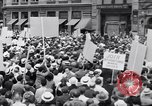 Image of Red Hordes New York United States USA, 1931, second 39 stock footage video 65675040714