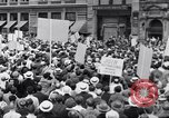Image of Red Hordes New York United States USA, 1931, second 41 stock footage video 65675040714