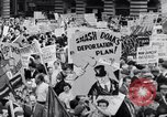 Image of Red Hordes New York United States USA, 1931, second 43 stock footage video 65675040714