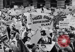 Image of Red Hordes New York United States USA, 1931, second 44 stock footage video 65675040714
