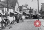 Image of Horse buyers Chincoteague Island Virginia USA, 1931, second 40 stock footage video 65675040715