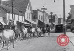 Image of Horse buyers Chincoteague Island Virginia USA, 1931, second 44 stock footage video 65675040715