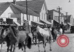 Image of Horse buyers Chincoteague Island Virginia USA, 1931, second 47 stock footage video 65675040715