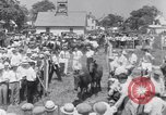 Image of Horse buyers Chincoteague Island Virginia USA, 1931, second 50 stock footage video 65675040715