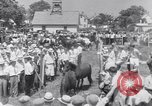 Image of Horse buyers Chincoteague Island Virginia USA, 1931, second 51 stock footage video 65675040715