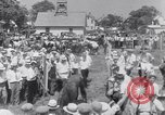 Image of Horse buyers Chincoteague Island Virginia USA, 1931, second 52 stock footage video 65675040715