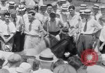 Image of Horse buyers Chincoteague Island Virginia USA, 1931, second 57 stock footage video 65675040715