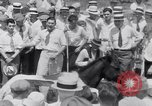 Image of Horse buyers Chincoteague Island Virginia USA, 1931, second 58 stock footage video 65675040715