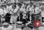 Image of Horse buyers Chincoteague Island Virginia USA, 1931, second 60 stock footage video 65675040715