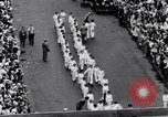 Image of Michael Vengalli funeral procession New York City USA, 1931, second 12 stock footage video 65675040716