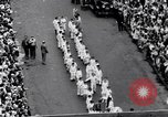 Image of Michael Vengalli funeral procession New York City USA, 1931, second 14 stock footage video 65675040716