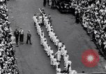 Image of Michael Vengalli funeral procession New York City USA, 1931, second 15 stock footage video 65675040716