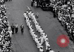 Image of Michael Vengalli funeral procession New York City USA, 1931, second 16 stock footage video 65675040716