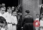 Image of Michael Vengalli funeral procession New York City USA, 1931, second 18 stock footage video 65675040716
