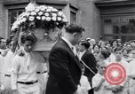 Image of Michael Vengalli funeral procession New York City USA, 1931, second 32 stock footage video 65675040716