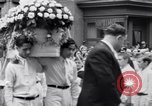 Image of Michael Vengalli funeral procession New York City USA, 1931, second 33 stock footage video 65675040716
