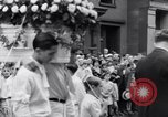 Image of Michael Vengalli funeral procession New York City USA, 1931, second 35 stock footage video 65675040716