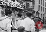 Image of Michael Vengalli funeral procession New York City USA, 1931, second 39 stock footage video 65675040716
