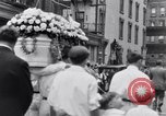 Image of Michael Vengalli funeral procession New York City USA, 1931, second 41 stock footage video 65675040716