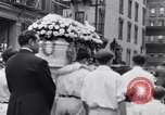 Image of Michael Vengalli funeral procession New York City USA, 1931, second 42 stock footage video 65675040716