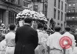 Image of Michael Vengalli funeral procession New York City USA, 1931, second 43 stock footage video 65675040716