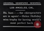 Image of Helen Holliday Los Angeles California USA, 1931, second 1 stock footage video 65675040717