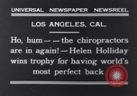 Image of Helen Holliday Los Angeles California USA, 1931, second 2 stock footage video 65675040717