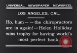 Image of Helen Holliday Los Angeles California USA, 1931, second 4 stock footage video 65675040717