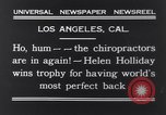 Image of Helen Holliday Los Angeles California USA, 1931, second 5 stock footage video 65675040717