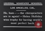Image of Helen Holliday Los Angeles California USA, 1931, second 8 stock footage video 65675040717