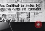 Image of Depositors Berlin Germany, 1931, second 17 stock footage video 65675040721