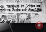 Image of Depositors Berlin Germany, 1931, second 18 stock footage video 65675040721