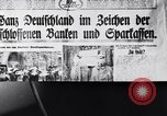 Image of Depositors Berlin Germany, 1931, second 19 stock footage video 65675040721