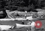 Image of Charles Lindbergh North Haven Maine USA, 1931, second 15 stock footage video 65675040722