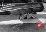 Image of Charles Lindbergh North Haven Maine USA, 1931, second 21 stock footage video 65675040722