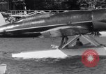 Image of Charles Lindbergh North Haven Maine USA, 1931, second 22 stock footage video 65675040722