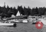 Image of Charles Lindbergh North Haven Maine USA, 1931, second 28 stock footage video 65675040722